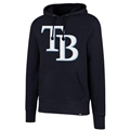 Tampa Bay Rays MLB Fall Navy Headline Mens Hoodie *SALE*