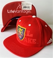 Real Salt Lake Soccer Club Adidas MLS Academy Snapback Cap *CLOSEOUT*