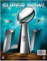 Super Bowl LI (51) National Program Patriots vs. Falcons *NEW* 20 Count Case *CLOSEOUT*