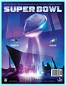Super Bowl LII (52) Retail Program Patriots vs. Eagles 10 Count Case *SALE*