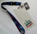 Super Bowl LIII (53) NFL Lanyard Ticket Holder & Pin Combo *CLEARANCE*