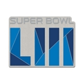 Super Bowl LIII Logo NFL Collector Pin *SALE*