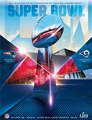 Super Bowl LIII (53) Holographic Stadium Program Patriots vs. Rams - 20 Count Case *SALE* *LIMITED EDITION*