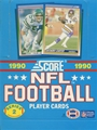 1990 Score NFL Series 2 Trading Cards - 36 Pack Box *SALE*