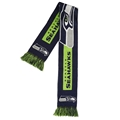 "Seattle Seahawks BIG Logo NFL 60"" Team Knit Scarf *CLOSEOUT*"