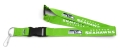 Seattle Seahawks NFL Lime Green Lanyard