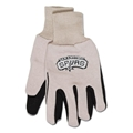 San Antonio Spurs NBA Two Tone Sport Utility Work Gloves