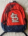 St. Louis Cardinals MLB Border Stripe Backpack *CLOSEOUT*