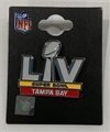 Super Bowl LV (55) NFL Logo Collector Pin *SALE*
