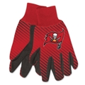 Tampa Bay Buccaneers NFL Full Color Sublimated Gloves *NEW*