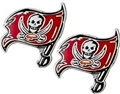 Tampa Bay Buccaneers NFL Post Stud Earrings *SALE*