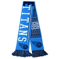 "Tennessee Titans NFL Reversible UGLY 60"" Team Knit Scarf *CLOSEOUT*"