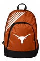 Texas Longhorns NCAA Border Stripe Backpack *CLOSEOUT*