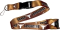 Texas Longhorns NCAA Orange Lanyard