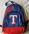 Texas Rangers MLB Border Stripe Backpack *CLOSEOUT*