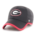 Georgia Bulldogs NCAA Black Starting Block Clean Up Adjustable Hat *NEW*
