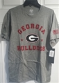Georgia Bulldogs NCAA OHT Slate Grey Team Club Mens T Shirt *SALE*