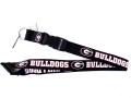 Georgia Bulldogs NCAA Black Lanyard