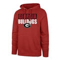 Georgia Bulldogs NCAA Red Mens Headline Pullover Hoodie *SALE* Size XL