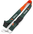 Miami Hurricanes NCAA Slogan Lanyard *NEW*