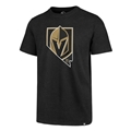 Vegas Golden Knights NHL Jet Black Regional State Club Tee Mens *CLOSEOUT* Size S