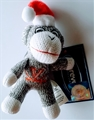 Virginia Cavaliers NCAA Sock Monkey Ornament *SALE*