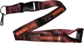 Virginia Tech Hokies NCAA Maroon Lanyard