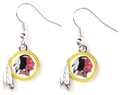 Washington Redskins NFL Dangle Earrings *SALE*