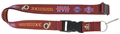 Washington Redskins NFL Super Bowl Champs Dynasty Lanyard *SALE*