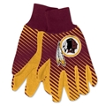 Washington Redskins NFL Full Color Sublimated Gloves *SALE*
