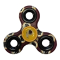 Washington Redskins NFL Multi Logo Printed 3 Way Fidget Spinners *CLOSEOUT*