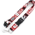 Wisconsin Badgers NCAA Dynamic Lanyard *NEW*