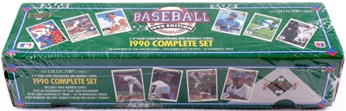 1990 Upper Deck Baseball Factory Sealed Complete Set *SALE*