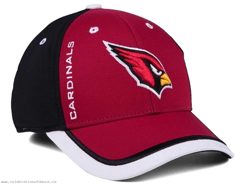 Arizona Cardinals NFL Crash Line Contender Stretch Fit Hat *SALE*