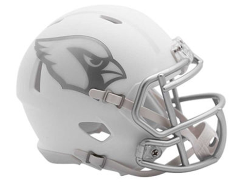 Arizona Cardinals NFL Speed Alternate ICE Riddell Mini Helmet