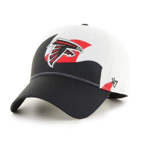 Atlanta Falcons NFL Wave Solo Stretch Fit Hat *NEW*