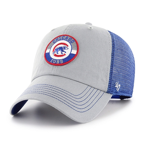 Chicago Cubs MLB Storm Porter Snapback Clean Up Mesh Hat *NEW*
