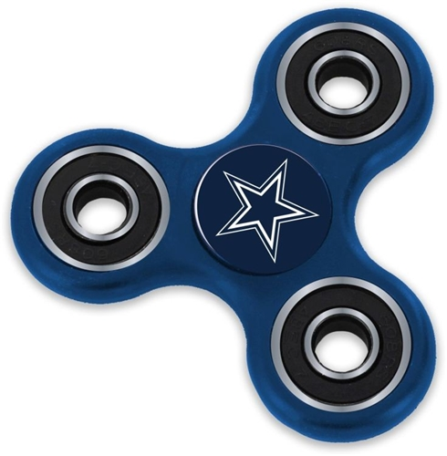 Dallas Cowboys NFL 3 Prong Fidget Spinners *CLOSEOUT*
