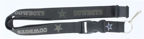 Dallas Cowboys NFL BOB Buckle Logo Lanyard