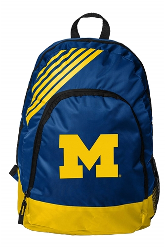 Michigan Wolverines NCAA Border Stripe Backpack *CLOSEOUT*