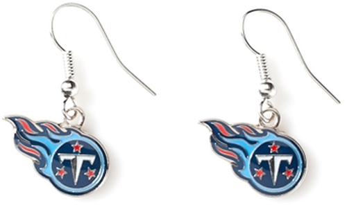Tennessee Titans NFL Dangle Earrings *SALE*