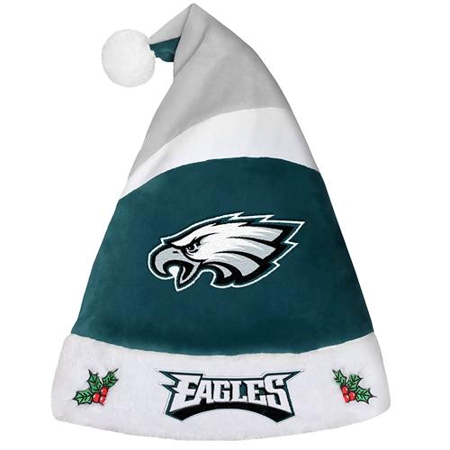 658d6899b0ec1e ... sweden philadelphia eagles nfl basic holiday 18 christmas santa hat new  361ad b8963 ...
